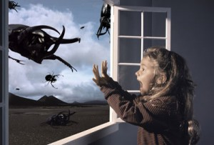 is lucid dreaming scary,nightmare