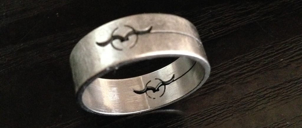 Using a ring as a reality check