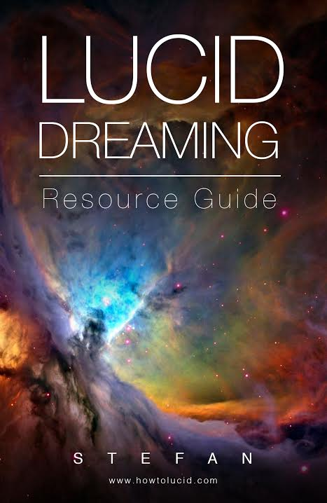 free Lucid Dreaming Ebook PDF resource guide