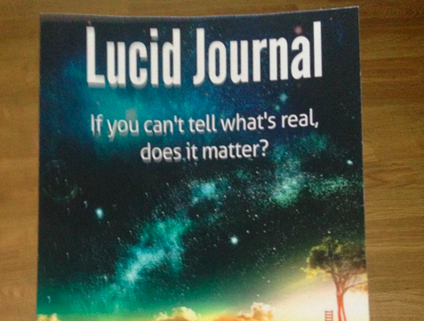 Custom lucid dreaming journal