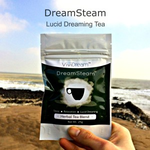 DreamSteam lucid dreaming tea by Vividream