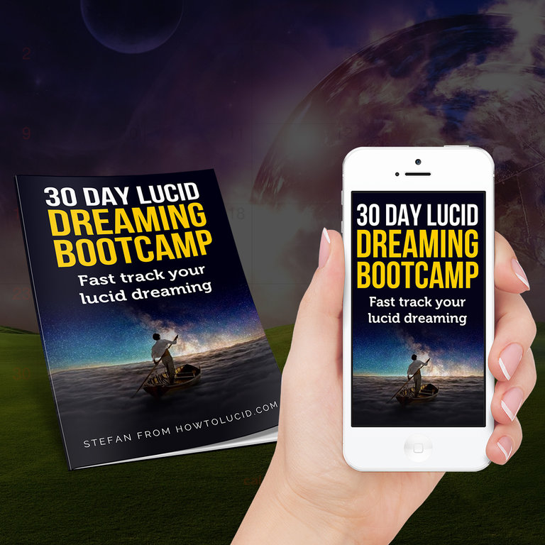 Lucid dreaming bootcamp course
