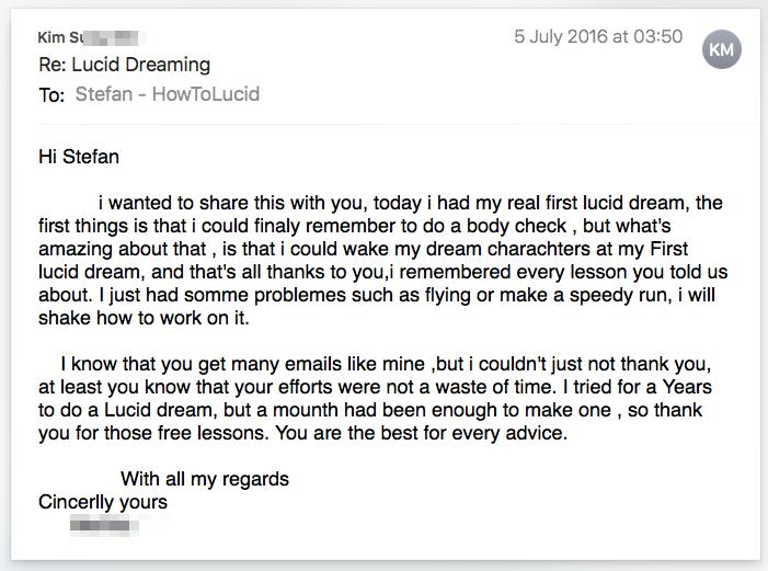 Beginners Lucid Dreaming Guide (Ebook: '5 Steps To Lucid Dreaming')