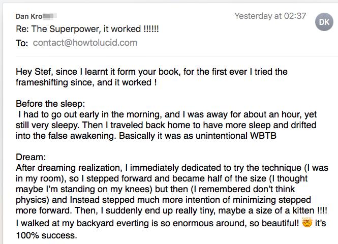 Lucid bootcamp testimonial